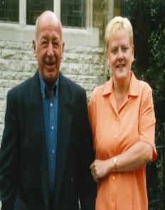 Jo and David